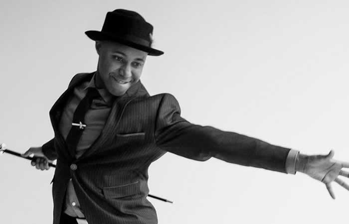RYAN FRANCOIS LINDY HOP - FIBRES de Paris, Festival Jazz Swing