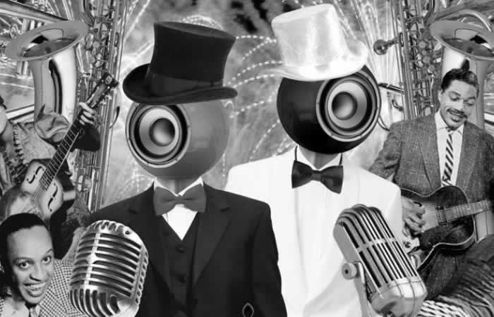 DJ BART & BAKER - FIBRES de Paris, Festival Jazz Swing